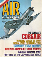 Air Classics Vol. 7 No. 1 Magazine