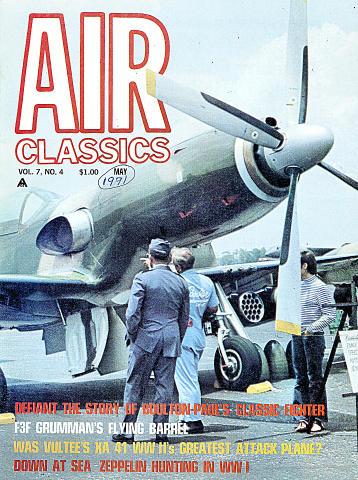 Air Classics Vol. 7 No. 4 Magazine