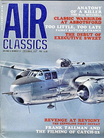 Air Classics Vol. 8 No. 14 Magazine