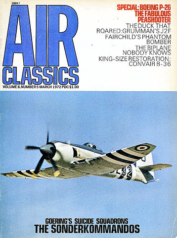 Air Classics Vol. 8 No. 5 Magazine