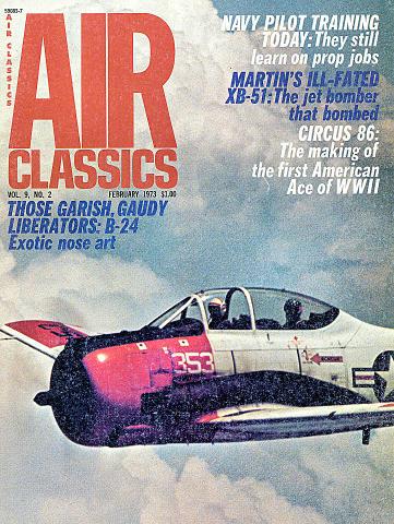 Air Classics Vol. 9 No. 2 Magazine