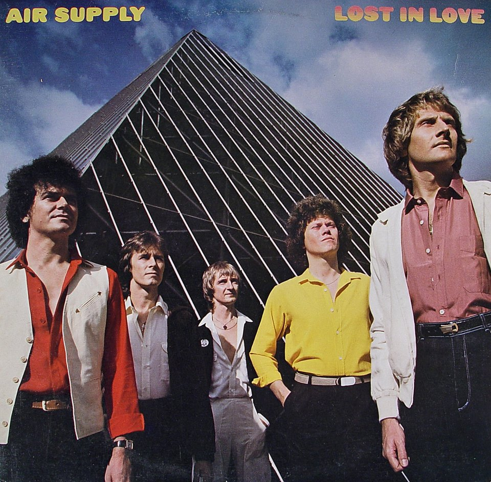 "Air Supply Vinyl 12"" (Used)"