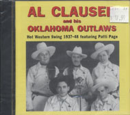 Al Clauser and His Oklahoma Outlaws CD