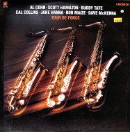 "Al Cohn / Scott Hamilton / Buddy Tate Vinyl 12"" (Used)"