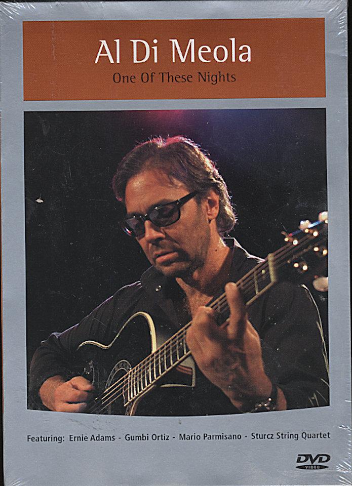 Al Di Meola DVD