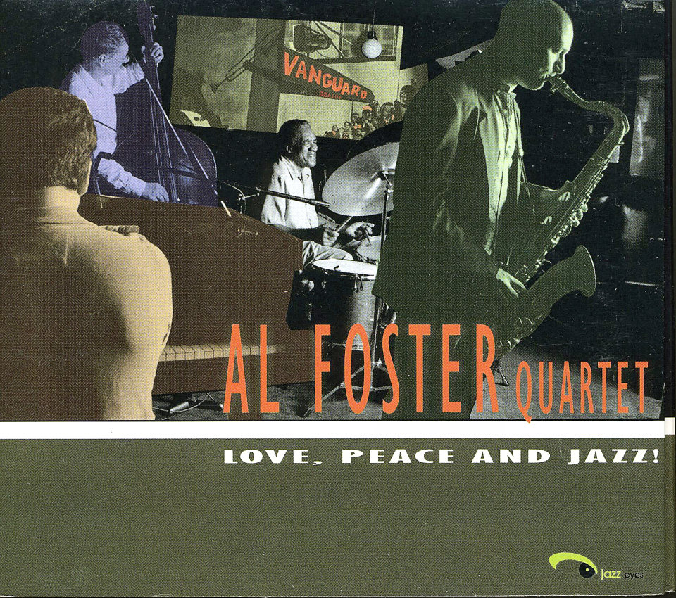Al Foster Quartet CD