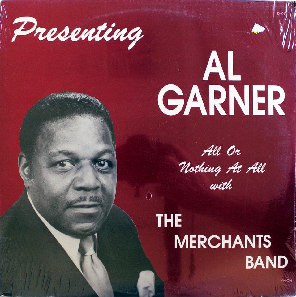 """Al Garner Vinyl 12"""" (New)"""