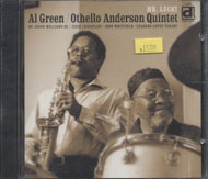 Al Green / Othello Anderson Quintet CD