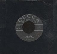 """Al Hibbler Vinyl 7"""" (Used)"""