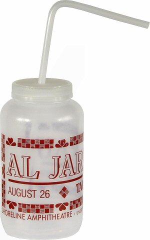 Al Jarreau Water Bottle