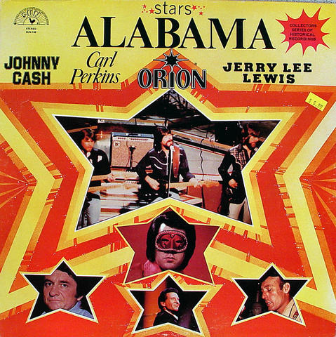 "Alabama Vinyl 12"" (Used)"