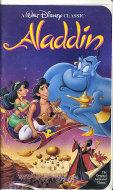 Aladdin VHS