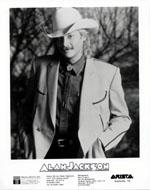 Alan Jackson Promo Print