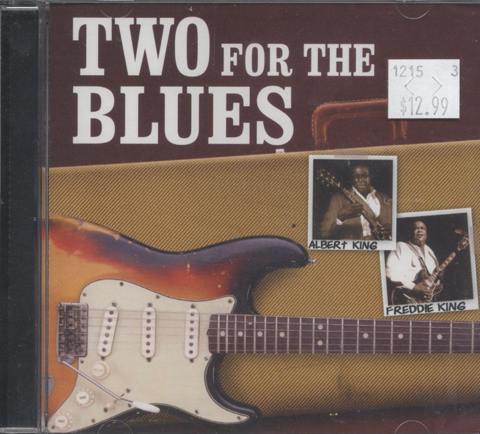 Albert King & Freddie King CD