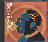 Albert King & John Lee Hooker CD