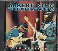 Albert King With Stevie Ray Vaughn CD