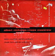 """Albert Nicholas - Mezz Mezzrow Vinyl 12"""" (Used)"""