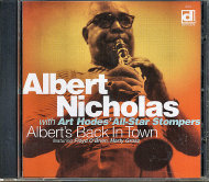 Albert Nicholas With Art Hodes' All-Star Stompers CD