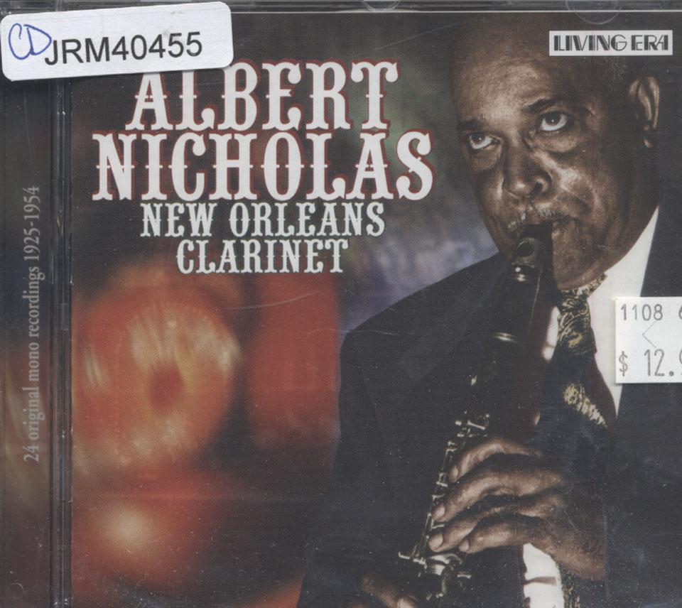 Albert Nicholas CD