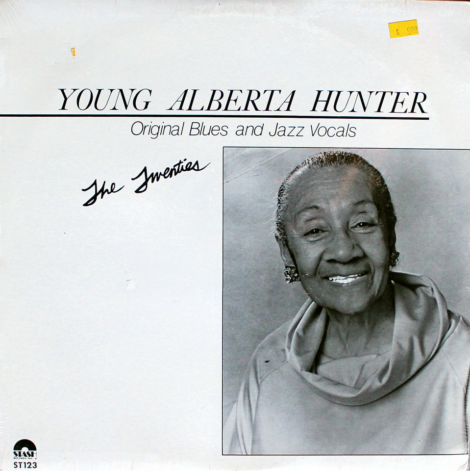 "Alberta Hunter Vinyl 12"" (New)"