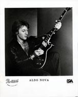 Aldo Nova Promo Print