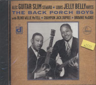 Alec Seward / Louis Hayes CD