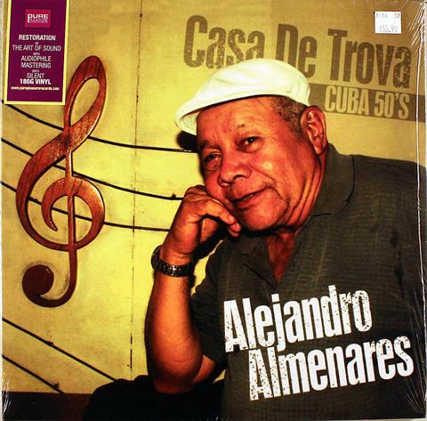 "Alejandro Almenares Vinyl 12"" (New)"