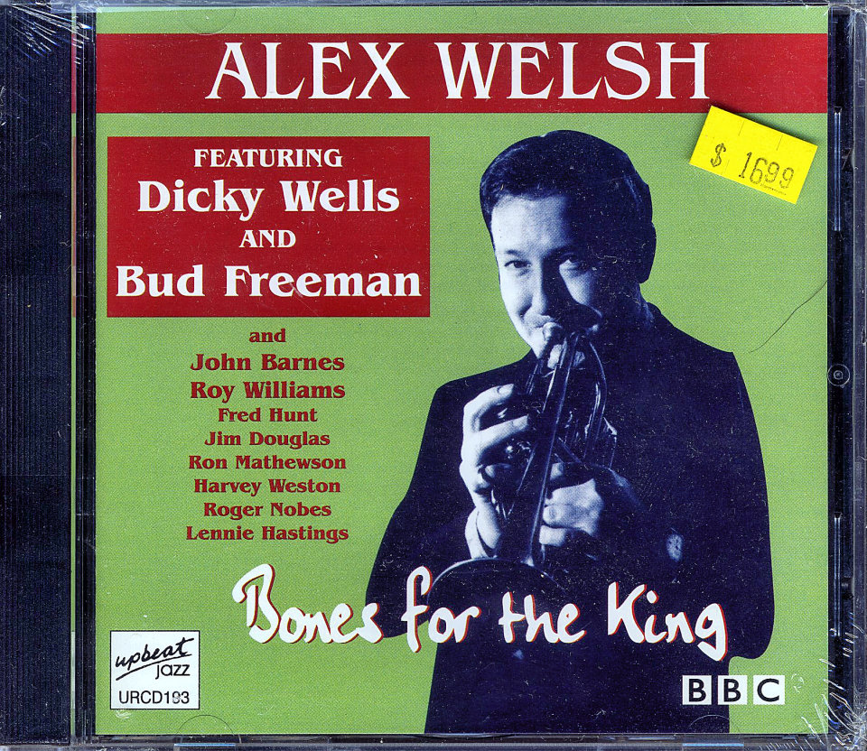 Alex Welsh CD