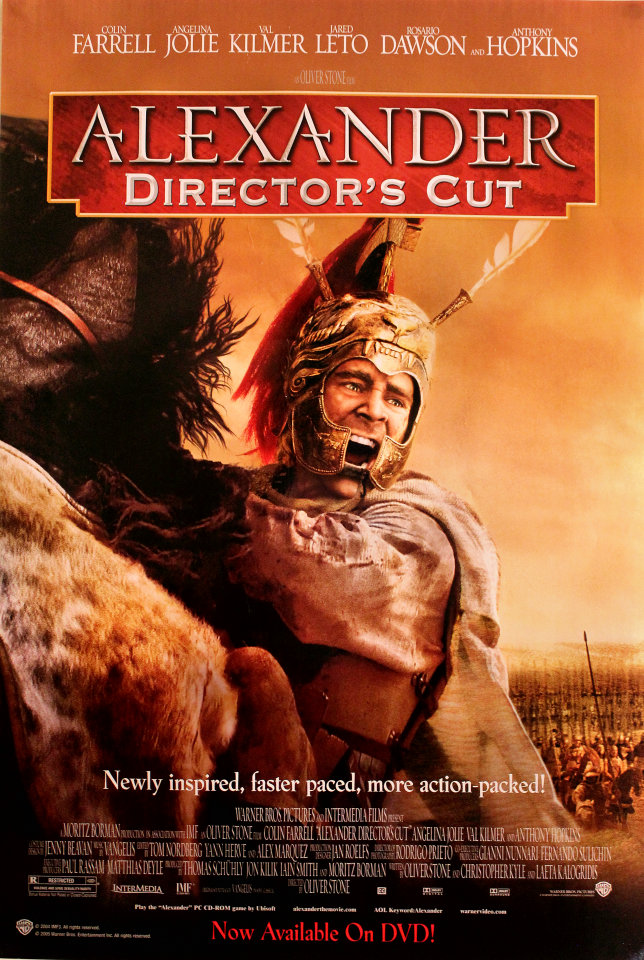 Alexander: Director's Cut Poster