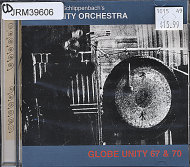 Alexander von Schlippenbach's Globe Unity Orchestra CD