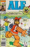 Alf Comic Book