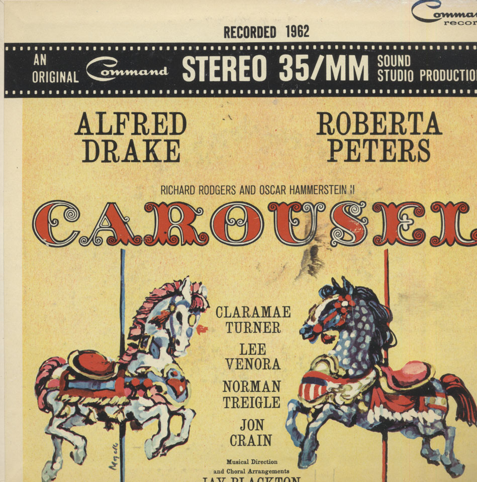 "Alfred Drake Vinyl 7"" (Used)"