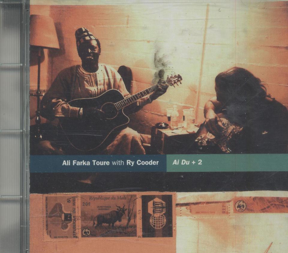 Ali Farka Toure CD