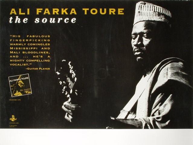 Ali Farka Toure Poster