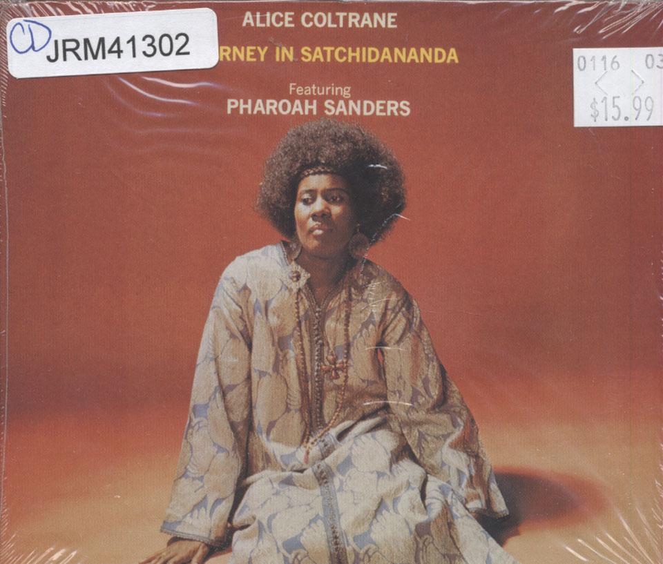 Alice Coltrane CD
