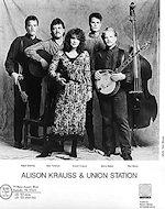 Alison Krauss & Union Station Promo Print