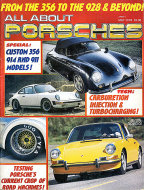 All About Porsches Vol. 1 No. 1 Magazine