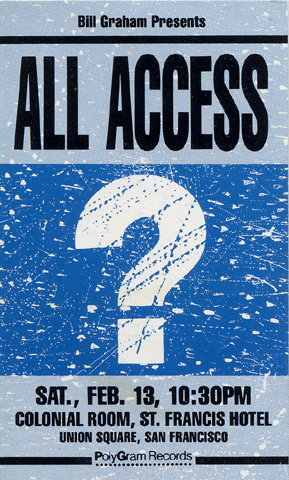 All Access Laminate