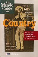 All Music Guide To Country Book