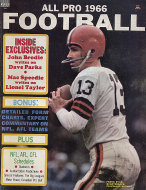 All Pro Football Magazine