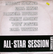"All-Star Session Vinyl 12"" (Used)"