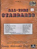 All-Time Standards: Volume 25 Book