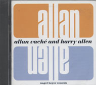 Allan Vache & Harry Allen CD