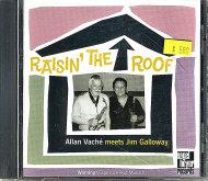Allan Vache & Jim Galloway CD