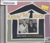 Allan Vache & Jim Galloway CD