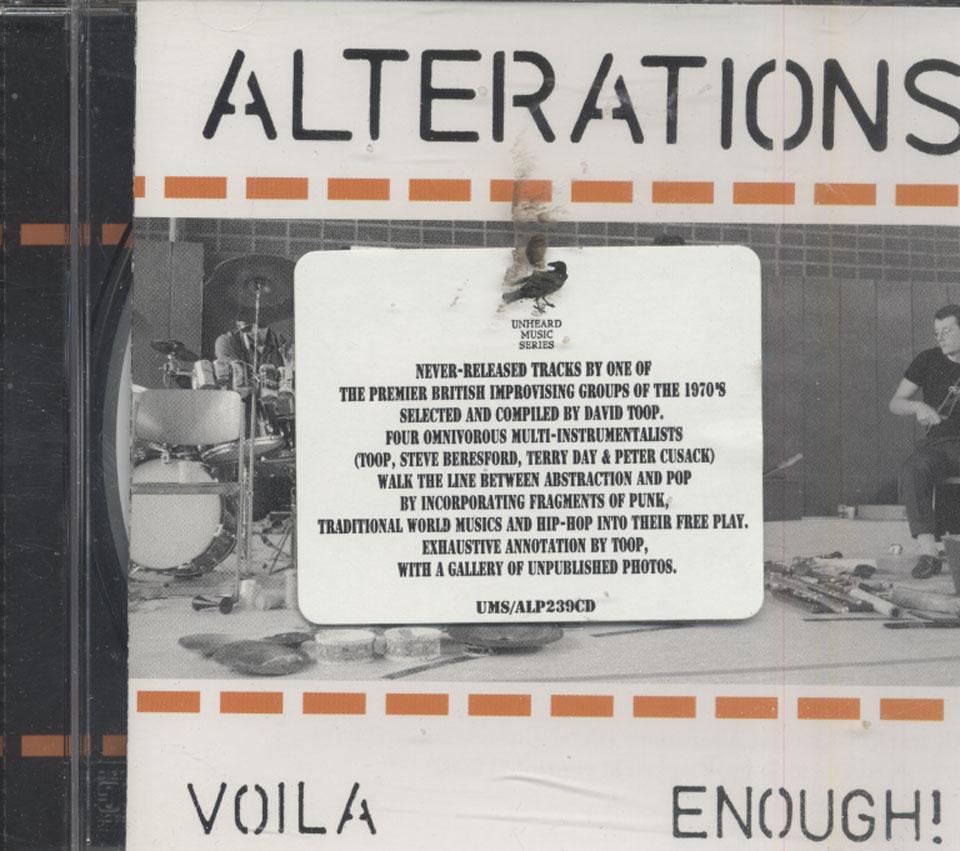 Alterations CD
