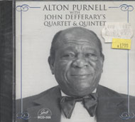Alton Purnell / John Defferary's Quartet & Quintet CD