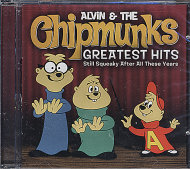 Alvin And The Chipmunks CD