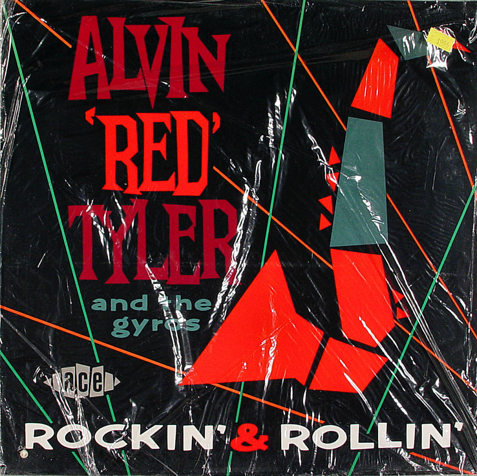 "Alvin 'Red' Tyler and The Gyros Vinyl 12"" (New)"