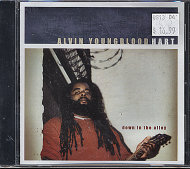 Alvin Youngblood Hart CD
